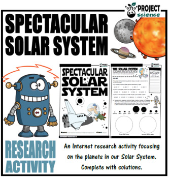 Spectacular Solar System
