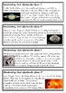 Spectacular Space Facts - Fun handwriting practice D'Neali