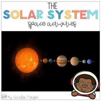 Spectacular Space K-3 *Common Core Aligned*