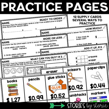 Money Worksheets & Activities
