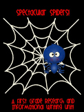 Spectacular Spiders: A Research and Informational Writing