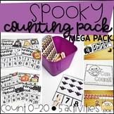 Halloween Time Counting MEGA Pack