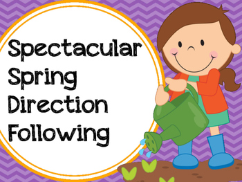 Spectacular Spring Direction Following