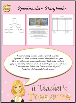 Spectacular Storybook Planning Sheet Freebie