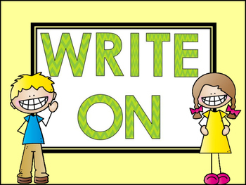 Writing Prompts: 3rd & 4th Grade