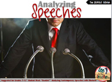 Speech Activities (BUNDLE)