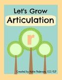 Speech Activities for Articulation: /r/