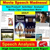 Speech Analysis from Movies: AP Language and Composition