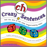 "Speech Artic Activity: ""Crazy 'ch' Sentences"