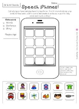 Speech Artic iPhone FREEBIE - GR & TR Blends