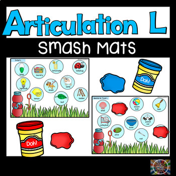 Articulation Smash Mats L