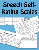 Speech Attitude Self-Rating Scale