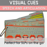 Visual Cues for Speech and Articulation