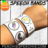 Speech Bands: Articulation Worksheets and Wristbands