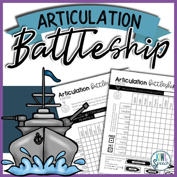 Speech Battleship for Articulation
