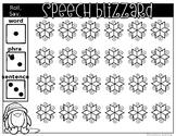 Speech Blizzard Artic Sheets