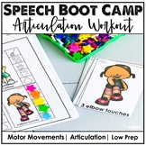 Speech Boot Camp: An Articulation Workout (Talk Box Size)