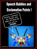 Germs: A Thematic Unit for Art, Health, Literature, Exclamation Points, & More!