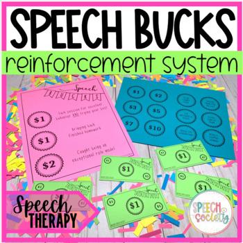 Speech Bucks