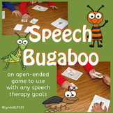 Speech Bugaboo!  (open ended card game)