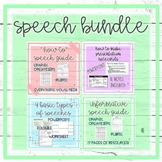 Speech Bundle