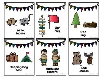 Speech Camp: Expressive Language Activities