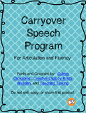 Speech Carryover Program