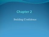 (Speech) Ch. 2 Building Confidence