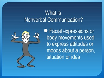 (Speech) Ch. 5 Nonverbal Messages