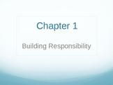 (Speech) Ch.1 Building Responsibility