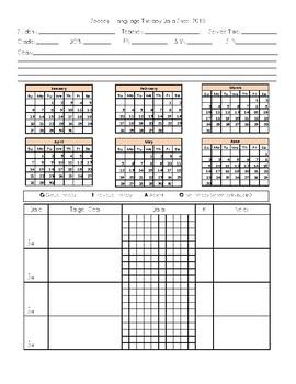 Speech Data Sheet 2019