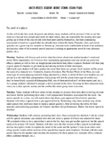 Speech & Debate Lesson Plans (1 Month)