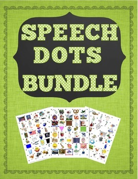 Speech Dot Games Bundle