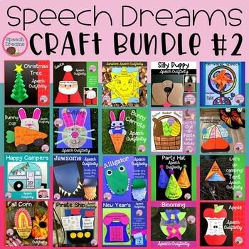 Speech Dreams Craft Bundle #2
