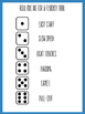 Speech Fluency (Stuttering) Name 3 Game! (Like Categories)
