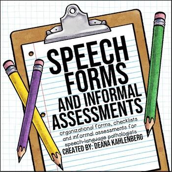 Speech Forms