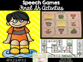 Speech Games: Final Sh Games Bundle