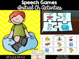 Speech Games: Initial Ch Games Bundle