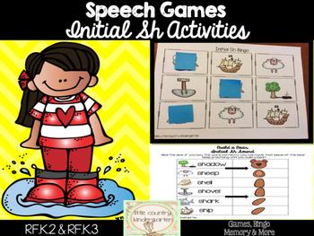 Speech Games: Initial Sh Games Bundle