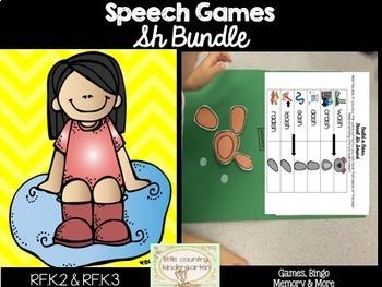Speech Games: Sh Games Bundle