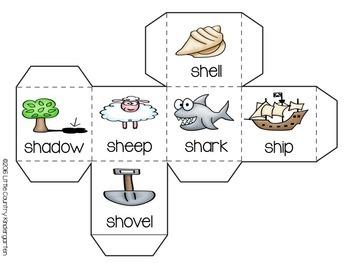 Speech Therapy Games: Sh Games Bundle
