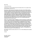 Speech Therapy-Special Education-Speech Graduate Intern Reference  Letter