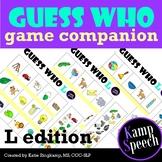 Speech Guess Who Companion L Edition