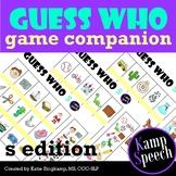 Speech Guess Who Companion S Edition