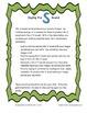 Speech Home Ideas Packet:  S, L, K, G