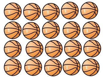 Speech Hoops-Speech Therapy Basketball Reinforcement Activity