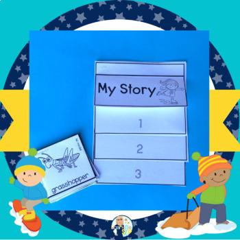 Speech Sound Interactive Notebook Activities WINTER