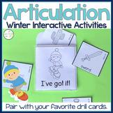 Speech Interactive Activities WINTER