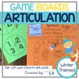 Speech Interactive Game Boards WINTER