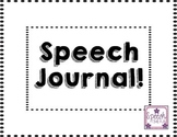 Speech Journal